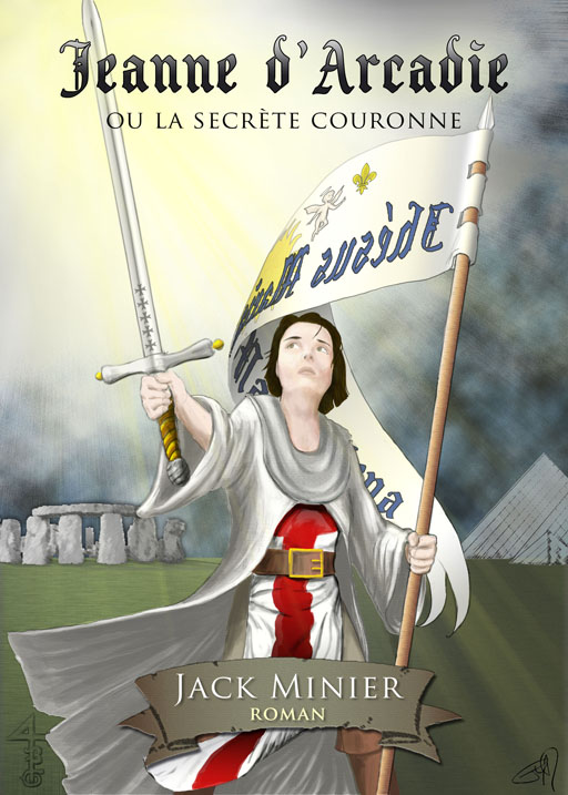 Jeanne d'Arcadie par Jack Minier Jeanne_couv_pym